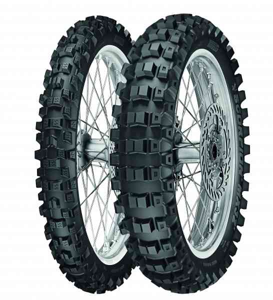 PIRELLI 110/90 - 19 NHS SCORPION MX32 MID HARD